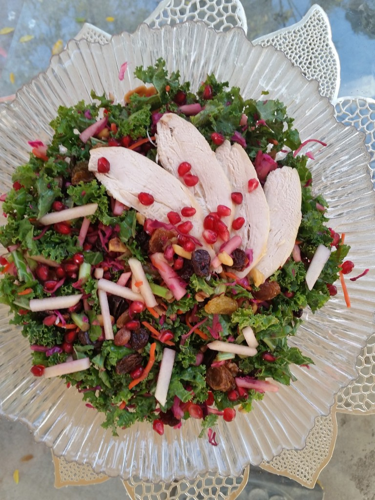 Candy's Kale Salad2