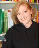 Chef Carol Borchardt, who is generous with business advice and photography expertise