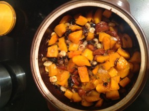 Clay Pot Winter Squash1