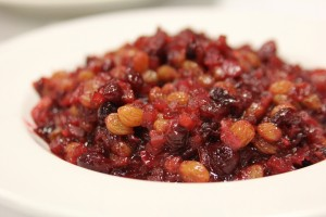 Cranberry Chutney-small