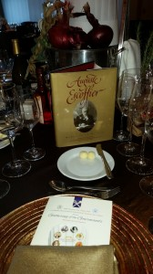 Escoffier Gathering of the Gourmands