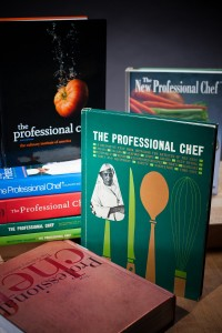 All editions of The Professional Chef