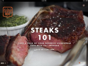Pat LaFrieda's Big App for Meat