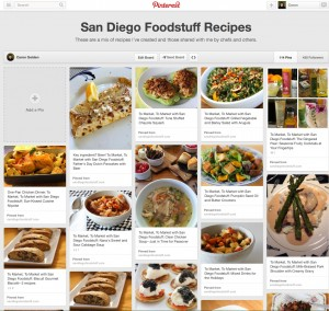SD Foodstuff Recipes