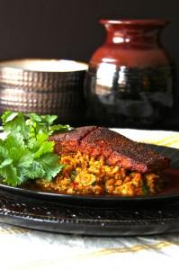 Salmon & Lentils