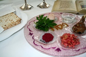Seder plate white3