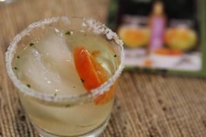 Tangerine Tequila Marguarita