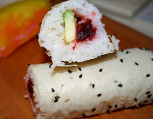 sesame soy wrapper roll2